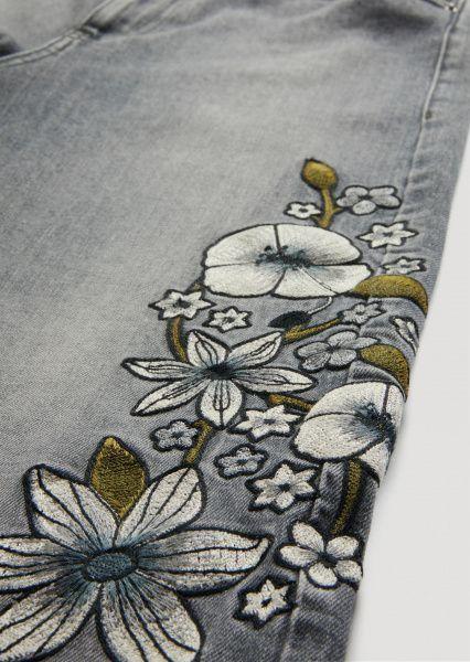 Джинсы для женщин Emporio Armani WOMAN 5 POCKETS PANT 5P50 размеры одежды, 2017