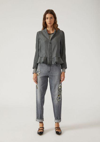 Джинсы для женщин Emporio Armani WOMAN 5 POCKETS PANT 5P50 брендовая одежда, 2017