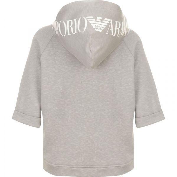 Кофта спорт для женщин Emporio Armani WOMAN JERSEY SWEATSHIRT 5P51 брендовая одежда, 2017