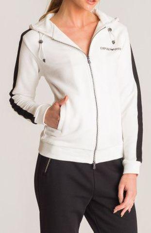 Кофта спорт для женщин Emporio Armani WOMAN JERSEY SWEATSHIRT 5P53 брендовая одежда, 2017