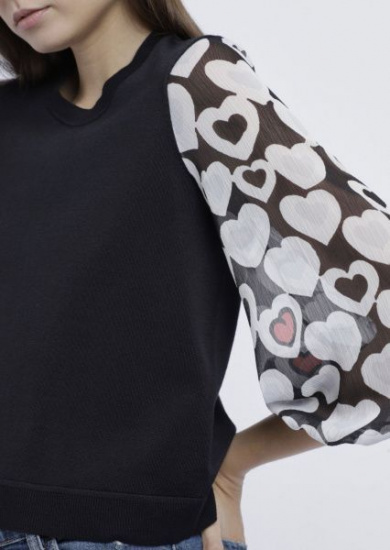 Пуловер Emporio Armani модель 3G2MY3-2MSRZ-F002 — фото 6 - INTERTOP