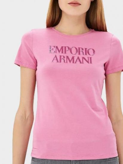 Футболка Emporio Armani модель 3G2T86-2JQAZ-0240 — фото - INTERTOP
