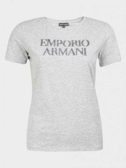 Футболка Emporio Armani модель 3G2T86-2JQAZ-0616 — фото - INTERTOP