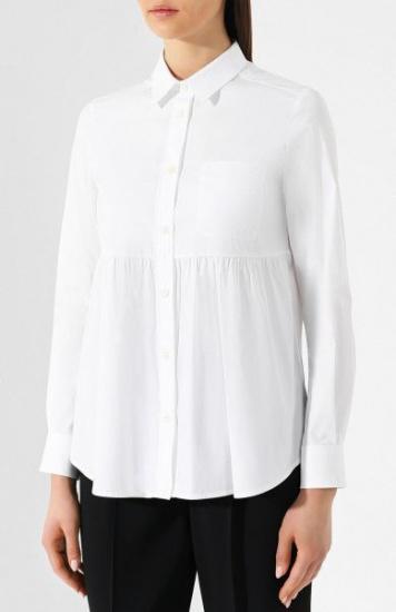 Блуза Emporio Armani модель 3G2C64-2N2IZ-0100 — фото 2 - INTERTOP