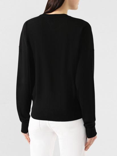Пуловер Emporio Armani модель 3G2MYM-2M9AZ-0999 — фото 2 - INTERTOP