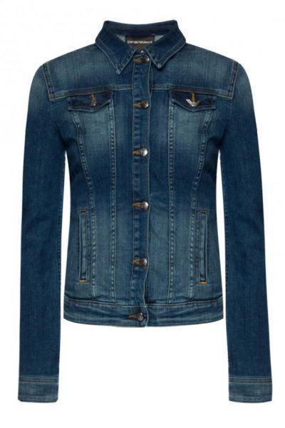 Куртка для женщин Emporio Armani WOMAN BLOUSON JACKET 5P60 бесплатная доставка, 2017