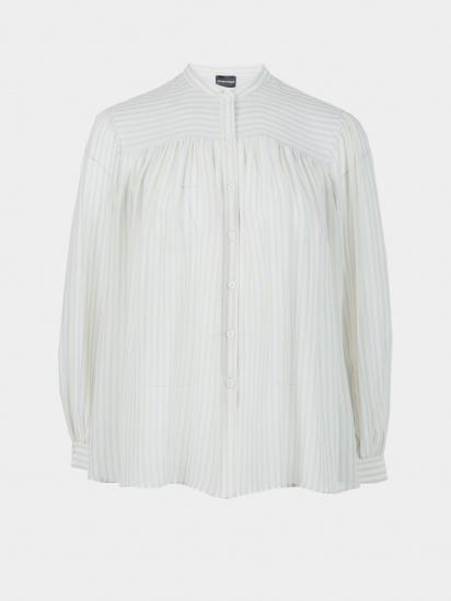 Блуза з довгим рукавом Emporio Armani модель 3G2C74-2NSQZ-F701 — фото - INTERTOP