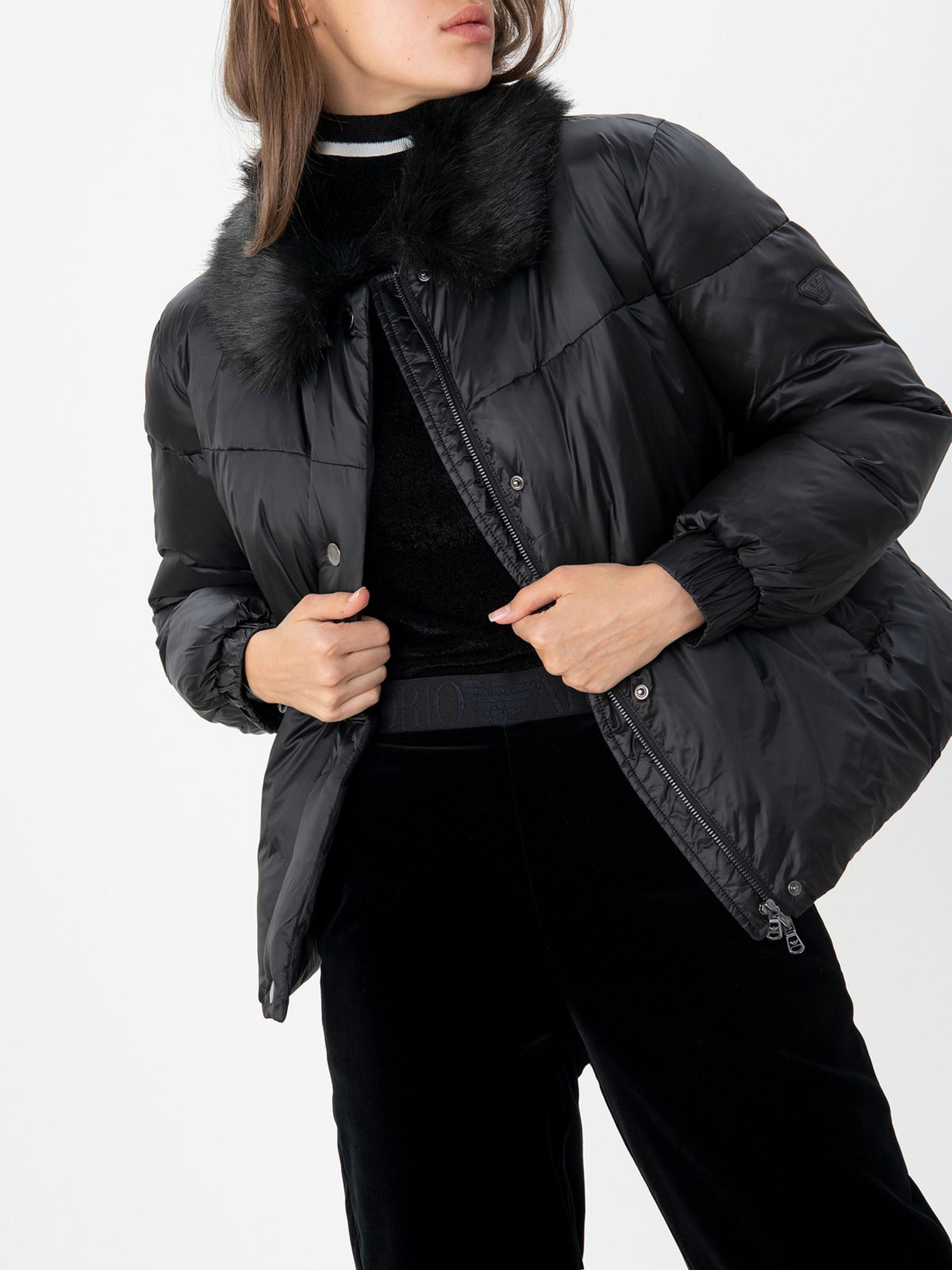 Куртка женские Emporio Armani модель 5P665 качество, 2017