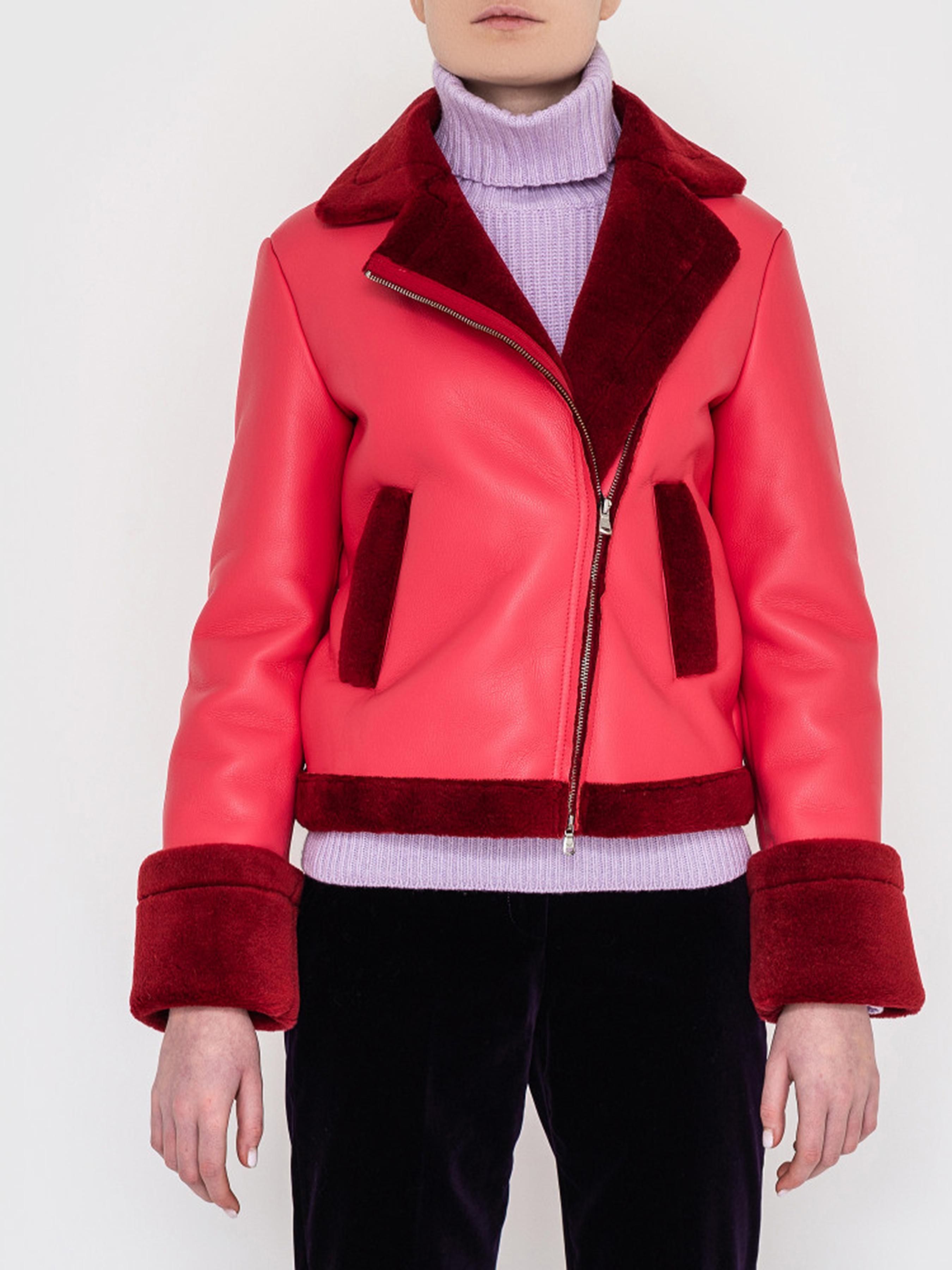 Куртка женские Emporio Armani модель 5P709 качество, 2017