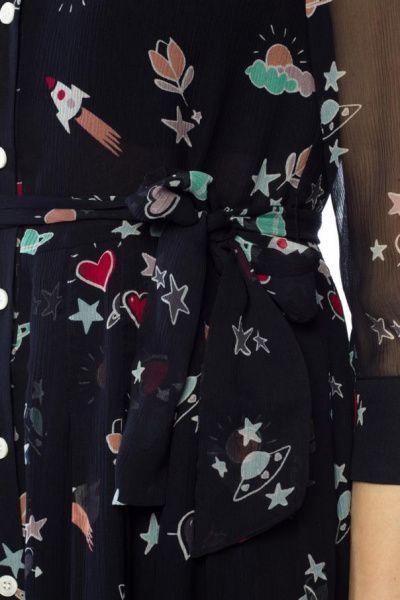 Платье для женщин Emporio Armani WOMAN DRESS 5P76 в Украине, 2017