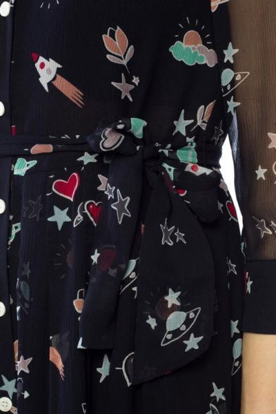 Emporio Armani Сукня жіночі модель 3Z2A62-2NDUZ-F903 , 2017