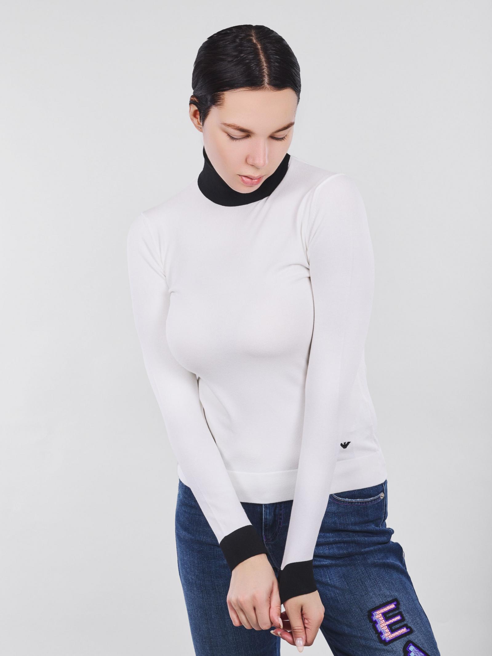 Кофты и свитера женские Emporio Armani модель 5P761 качество, 2017