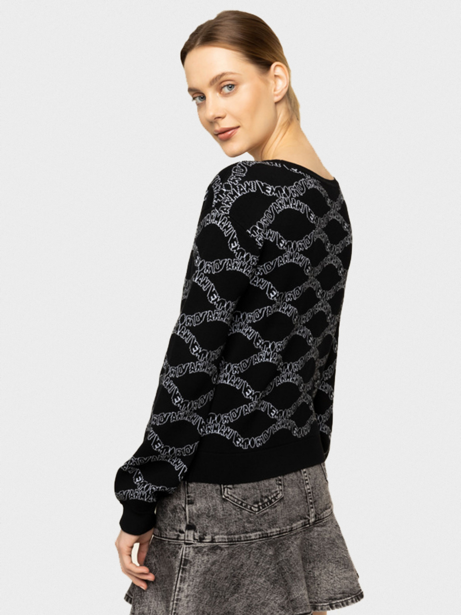 Кофты и свитера женские Emporio Armani модель 5P777 приобрести, 2017