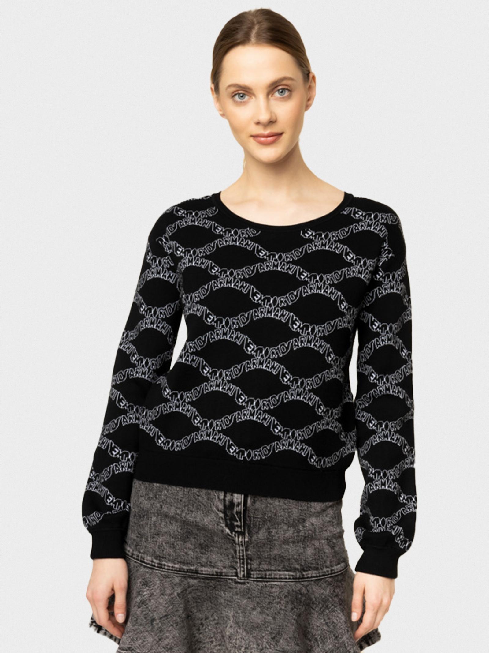 Кофты и свитера женские Emporio Armani модель 5P777 качество, 2017