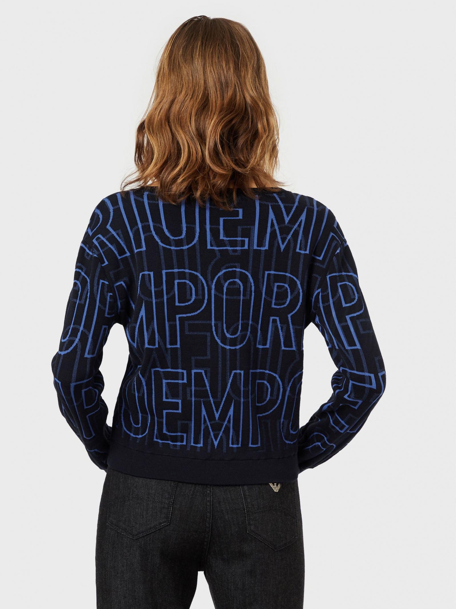 Кофты и свитера женские Emporio Armani модель 5P781 приобрести, 2017