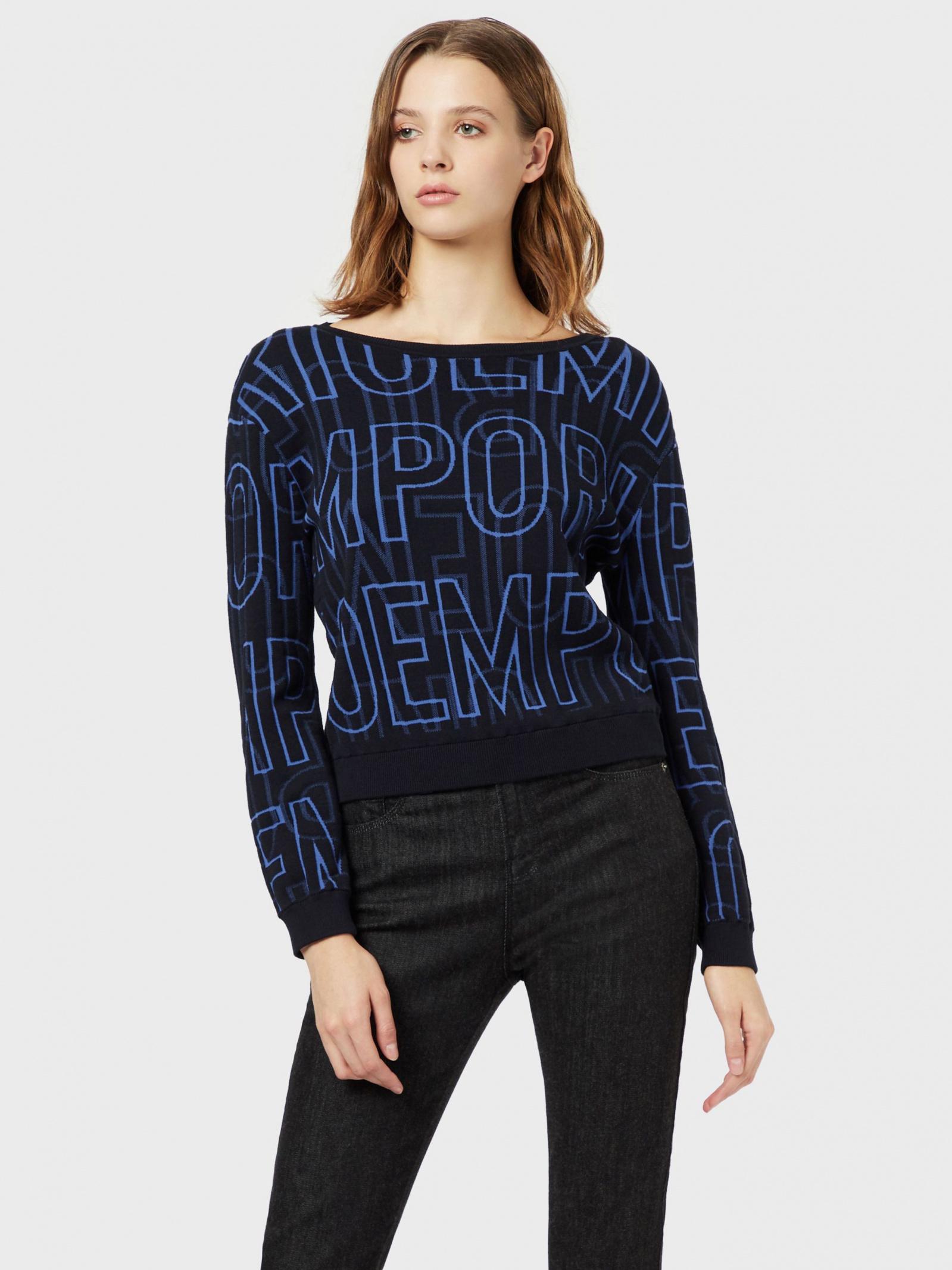 Кофты и свитера женские Emporio Armani модель 5P781 качество, 2017