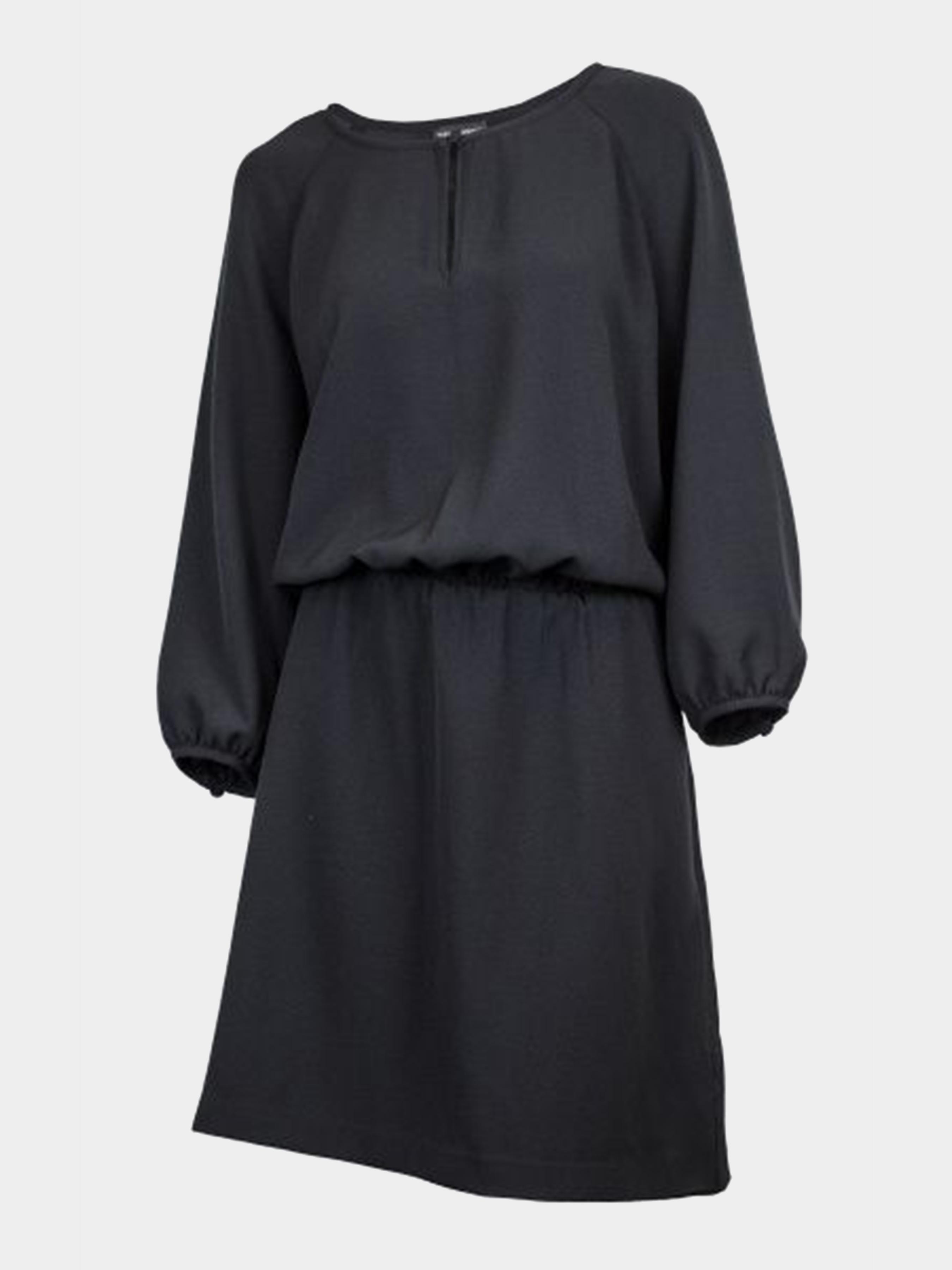 Платье женские модель 5P81, Emporio Armani, Черный  - купить со скидкой