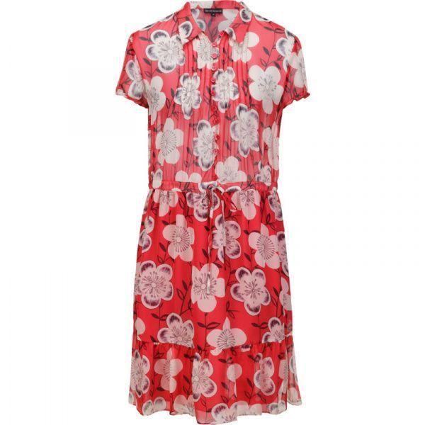 Купить Платье женские модель 5P85, Emporio Armani, Коралловый
