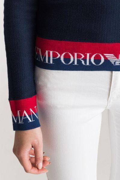 Emporio Armani Пуловер женские модель 5P95 отзывы, 2017