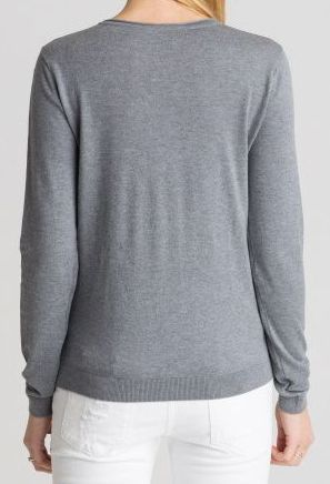 Пуловер для женщин Emporio Armani WOMAN JERSEY SWEATER 5P96 размеры одежды, 2017