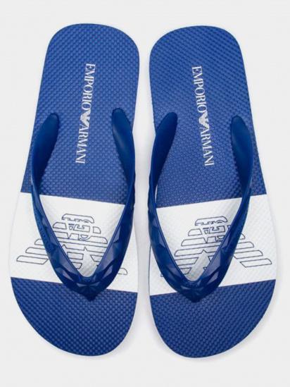 Шлёпанцы мужские Emporio Armani 5Q100 купить обувь, 2017