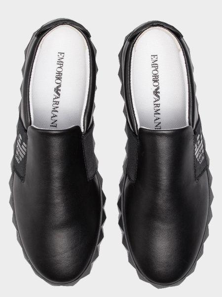 Мокасины мужские Emporio Armani 5Q103 брендовая обувь, 2017