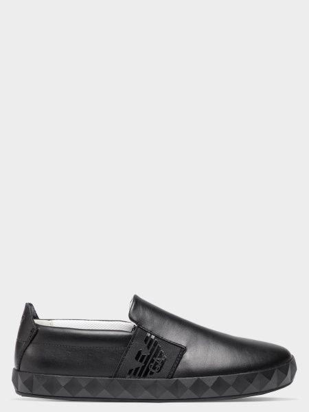 Мокасины мужские Emporio Armani 5Q103 стоимость, 2017