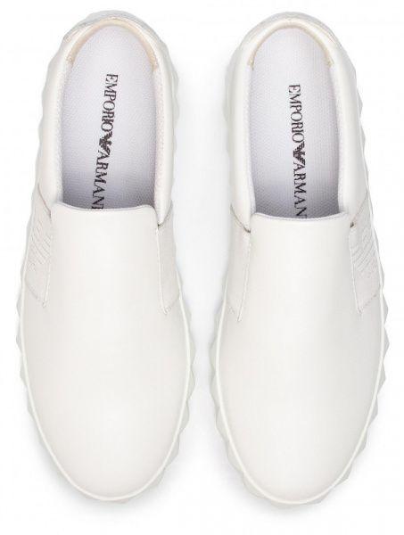 Мокасины мужские Emporio Armani 5Q104 брендовая обувь, 2017