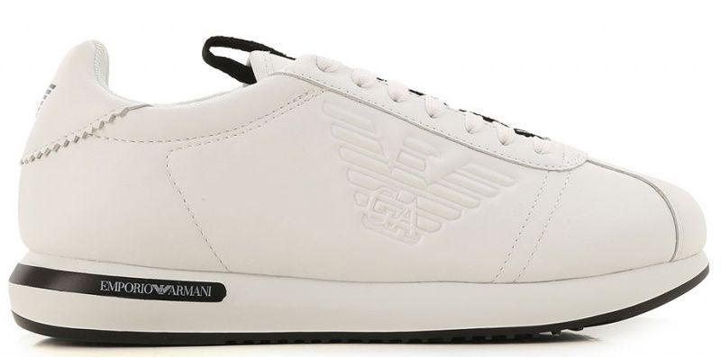 Кроссовки мужские Emporio Armani 5Q106 модная обувь, 2017