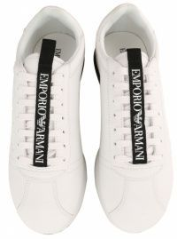 Кроссовки мужские Emporio Armani 5Q106 брендовая обувь, 2017