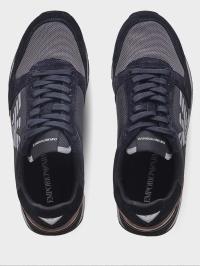 Кроссовки женские Emporio Armani 5Q129 брендовая обувь, 2017
