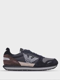 Кроссовки женские Emporio Armani 5Q129 модная обувь, 2017