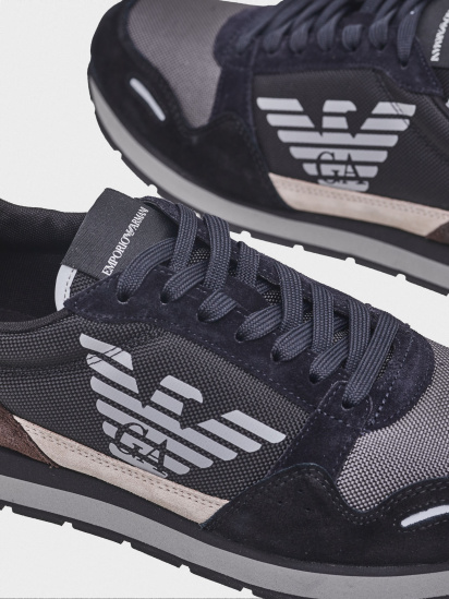 Кроссовки женские Emporio Armani 5Q129 размеры обуви, 2017