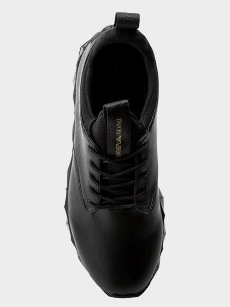 Кроссовки для мужчин Emporio Armani MAN SNEAKER 5Q17 модная обувь, 2017