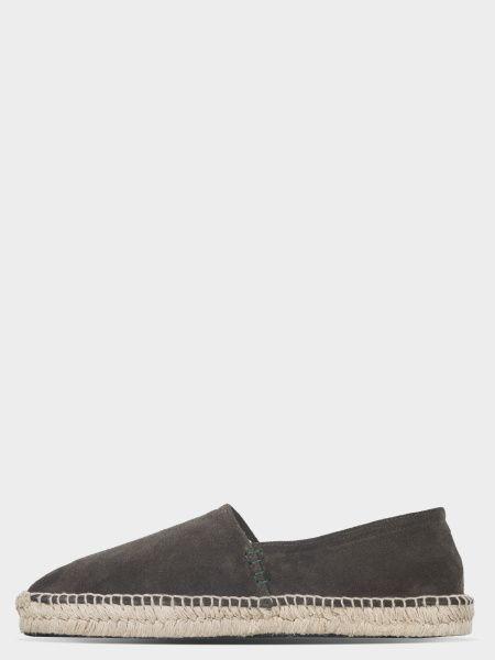 Слипоны для мужчин Emporio Armani MAN ESPADRILLAS 5Q2 брендовая обувь, 2017