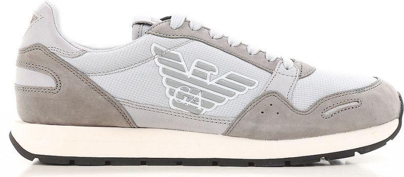 Кроссовки для мужчин Emporio Armani MAN SNEAKER 5Q20 цена обуви, 2017