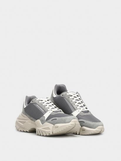 Кросівки для міста Emporio Armani модель X4X324-XM675-N485 — фото 3 - INTERTOP
