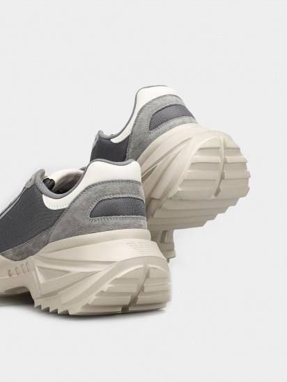 Кросівки для міста Emporio Armani модель X4X324-XM675-N485 — фото 5 - INTERTOP