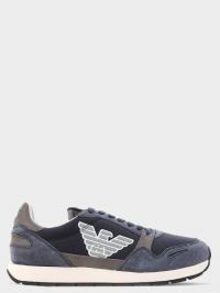Кроссовки для мужчин Emporio Armani MAN SNEAKER 5Q21 цена обуви, 2017