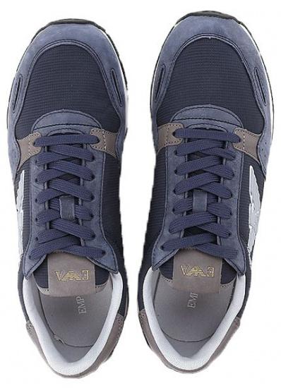 Кроссовки для мужчин Emporio Armani MAN SNEAKER 5Q21 модная обувь, 2017