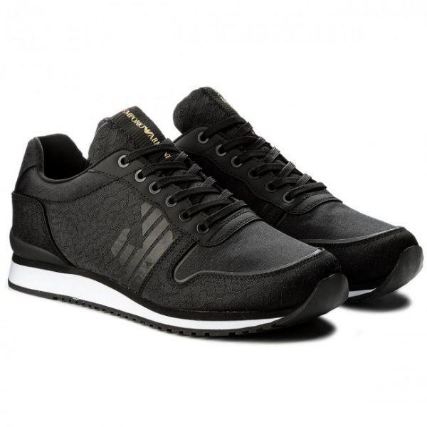 Кроссовки для мужчин Emporio Armani MAN SNEAKER 5Q28 цена обуви, 2017