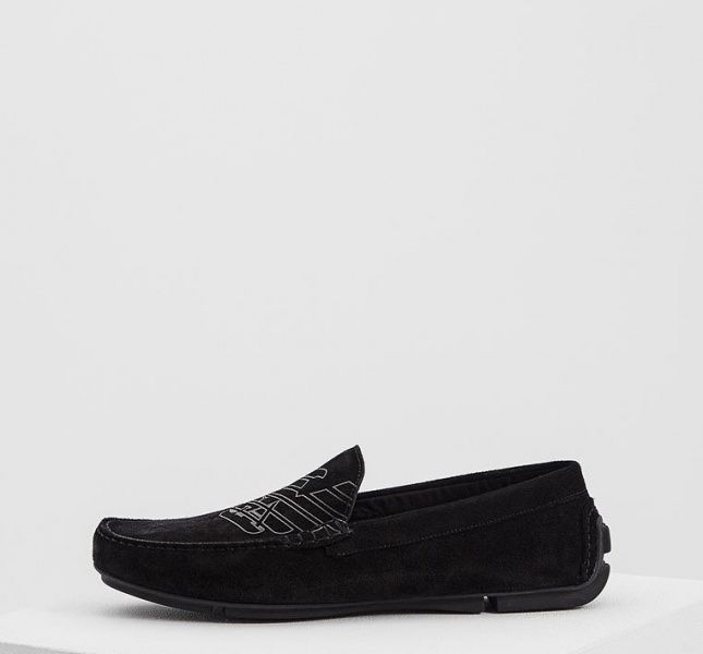Мокасины для мужчин Emporio Armani MAN DRIVER SHOE 5Q4 цена обуви, 2017