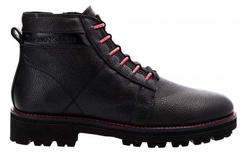 Ботинки для мужчин Emporio Armani MAN LEATHER BOOT 5Q53 модная обувь, 2017 aa526cc89cd