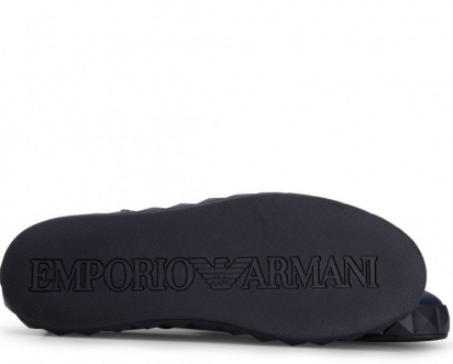Кроссовки мужские Emporio Armani MAN LEATHER SNEAKER 5Q56 размерная сетка обуви, 2017