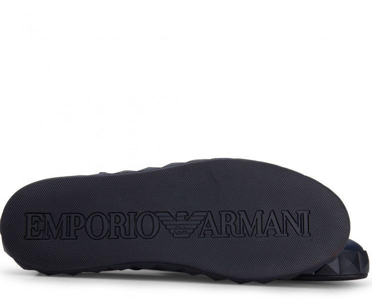 Кроссовки мужские Emporio Armani MAN LEATHER SNEAKER 5Q56 выбрать, 2017
