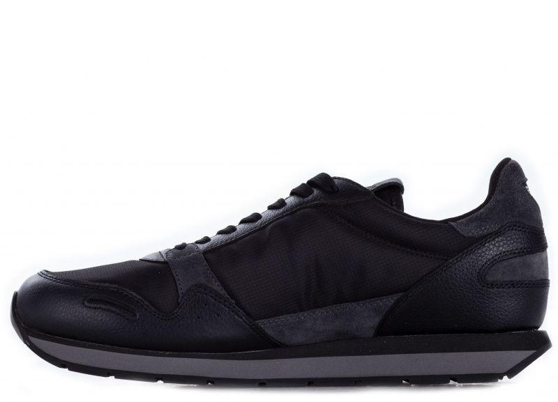 Кроссовки для мужчин Emporio Armani MAN LEATHER SNEAKER 5Q60 брендовая обувь, 2017