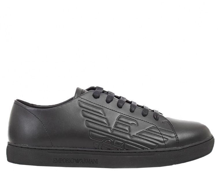 Кроссовки для мужчин Emporio Armani MAN LEATHER SNEAKER 5Q65 цена, 2017