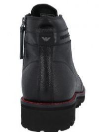 Кроссовки мужские Emporio Armani MAN LEATHER SNEAKER 5Q66 размерная сетка обуви, 2017