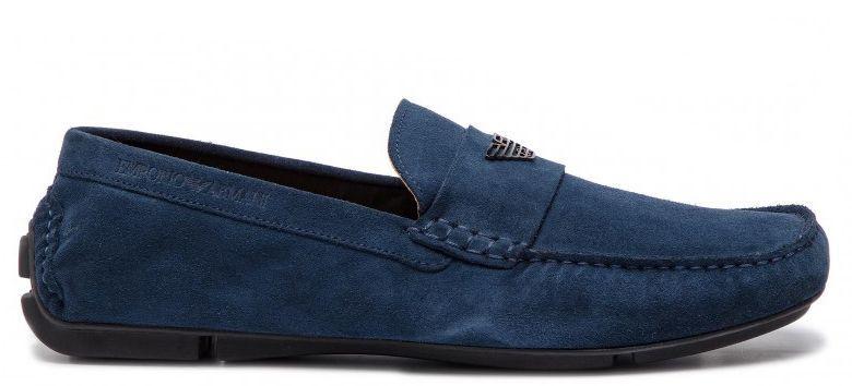 Cлипоны мужские Emporio Armani 5Q93 размеры обуви, 2017