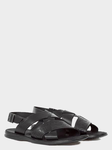 Сандалии мужские Emporio Armani X4P061-XL271-K001 купить, 2017